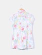 Blusa estampada floreada Cortefiel