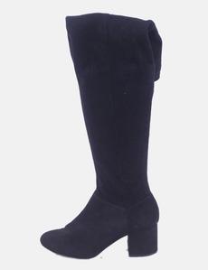 botas stradivarius caña alta mujer online br3d11016