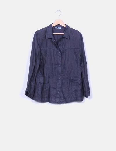 Camisa vaquera Talla & Moda
