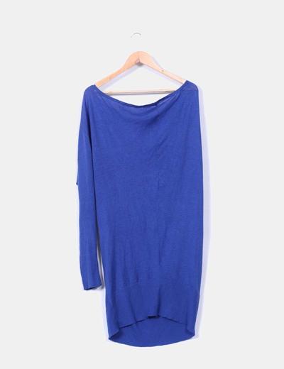 Vestido azul celeste NoName