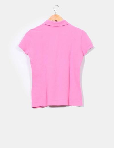 Polo rosa chicle