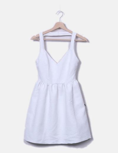 Vestido de alças Zara