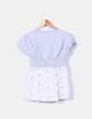 Top tricot combinado Suiteblanco