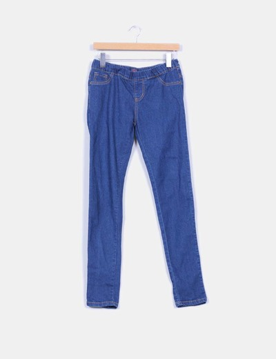 Jegging denim azul medio Atmosphere