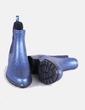 Botín de agua azul glitter Cubanas