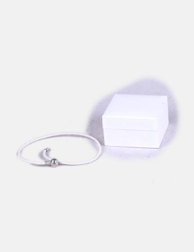 Collier blanc Pandora