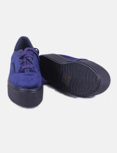 Terciopelo Con Terciopelo Con Zapatillas Zapatillas Plataforma hdtsQr