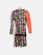 Vestido estampado multicolor  Desigual