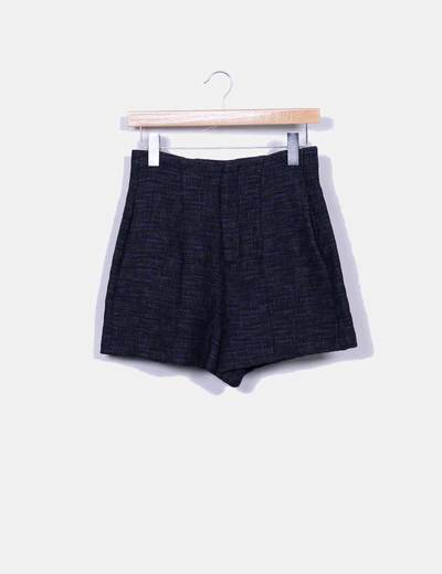 Zara Short de tir top en maille (réduction 72%) - Micolet fc8281f5cdd1