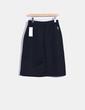 Falda deportiva negra midi Adidas HYKE Adidas