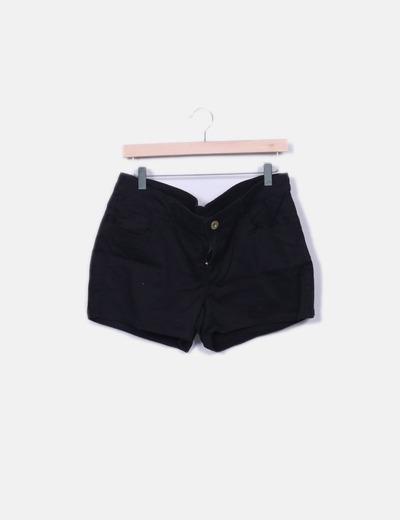 Short noir Kiabi