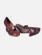 Zapatos marrones  Ras