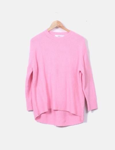 Jersey rosa chicle