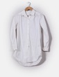 Blusa camisera blanca Oysho
