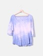 Camisa marmorizada NoName