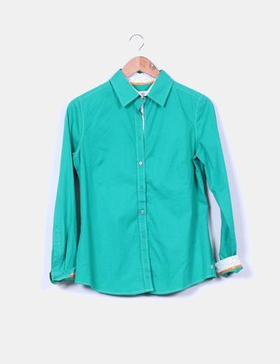 Camisa verde  NoName