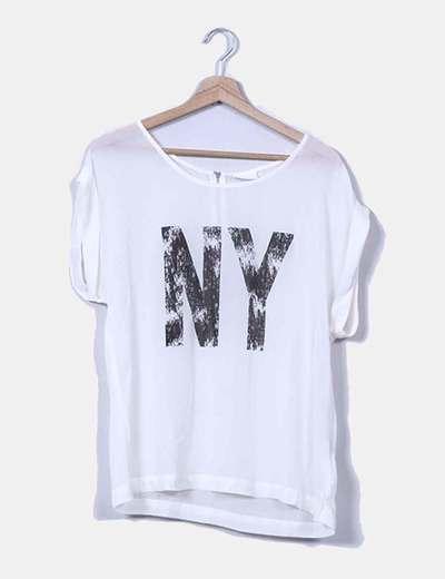 """Top print """"NY"""" VILA"""