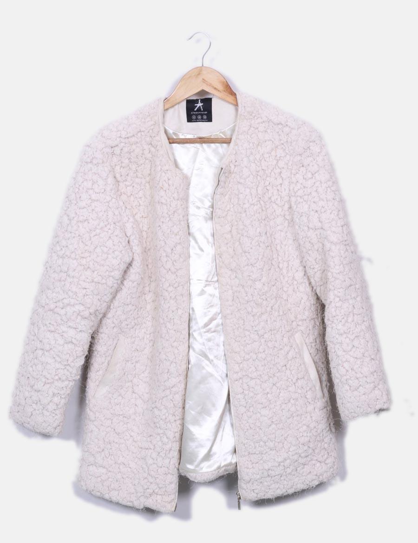 venta de liquidación Venta caliente 2019 mejor calidad y baratos online beige de Mujer Abrigo borreguito Primark ...