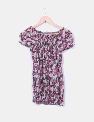 Camisa print mariposas Friday's Project