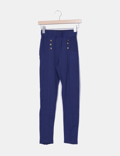 Pantalon leggings navy