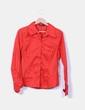 Camisa roja manga larga Vero Moda