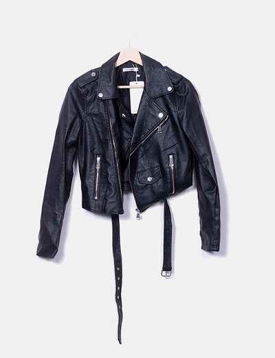 Cherry koko biker jacket