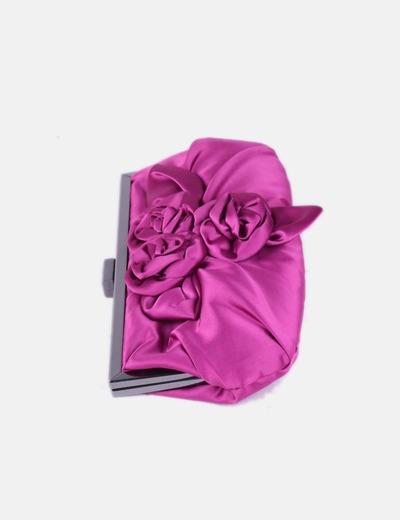 buena calidad ahorros fantásticos mejor elección Bolso de mano rosa con flores