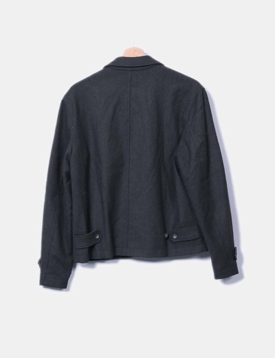 Dark discount Coat Cloth Micolet Burberry Green 97 Thomas 5qwfxTv1f