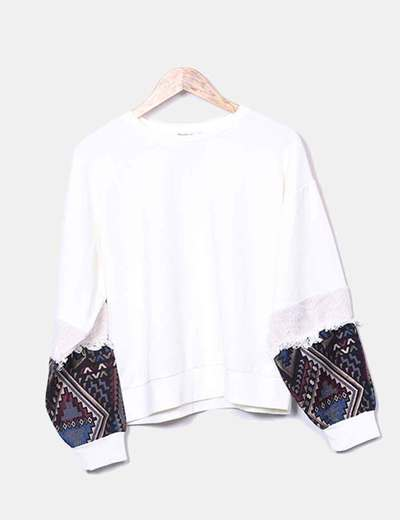 Sweat-shirt Stradivarius