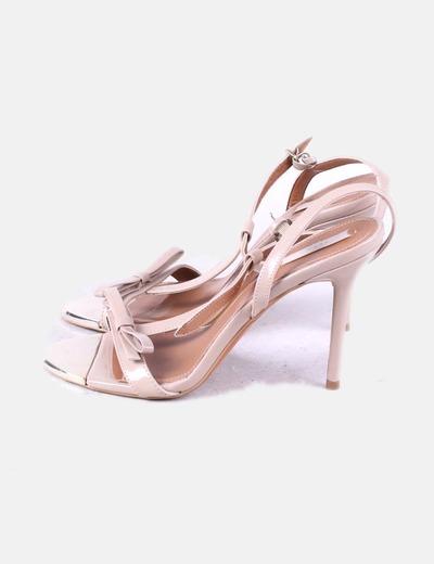 310252406 Zara Tacón 63Micolet Lazodescuento Sandalia De Nude Con OkZPiXu