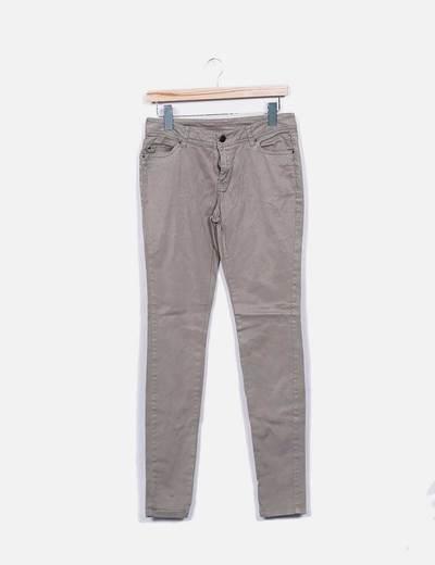 Jeans denim verde Denim Co.