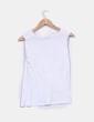 Blusa combinada blanca Massimo Dutti