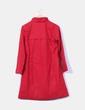 Abrigo rojo  Venca