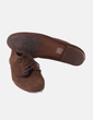 Zapato marrón con cordones Bimba&Lola