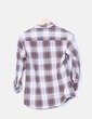 Camisa de cuadros  Massimo Dutti