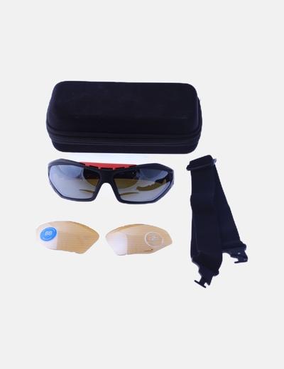Gafas de nieve con doble lente