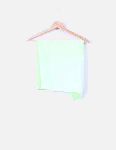 Pañuelo color fluor degradado NoName