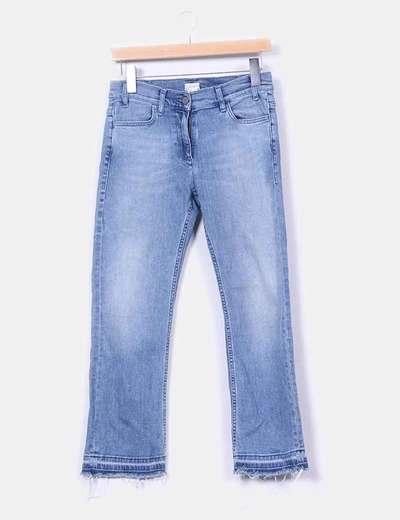 Jeans desflecado H&M