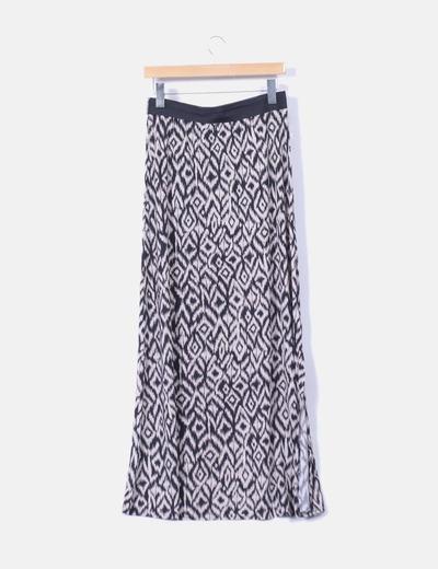 NoName Maxi falda étnica (descuento 75%) - Micolet f1f50acc29aa