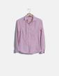 Camisa rayas rosa Massimo Dutti