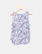 Blusa estampado floral H&M