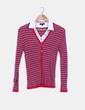 Jersey combinado con camisa Antea