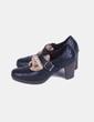 Zapatos vintage negros NoName