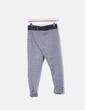 Pantalón gris jaspeado Zara