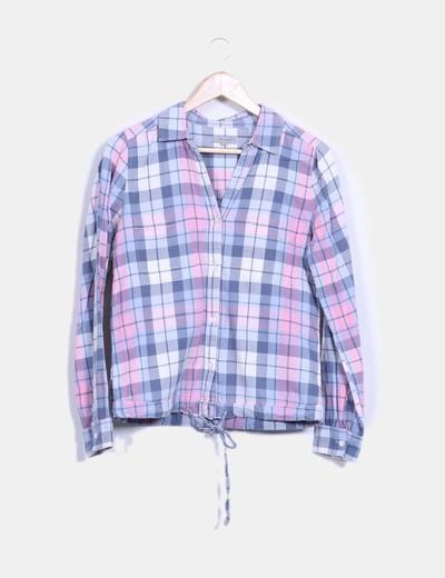 Camisa de cuadros Tex Woman