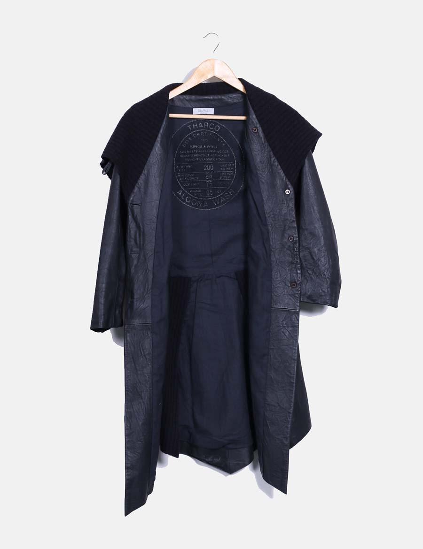 c266dd5a2e de online negro Chaquetas y 3 combinado Mujer Abrigo VASSALLI Abrigos 4  baratos 8qFwx8PtZ ...