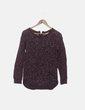 Jersey tricot jaspeado tricolor Easy Wear