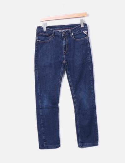 Pantalons slim Replay