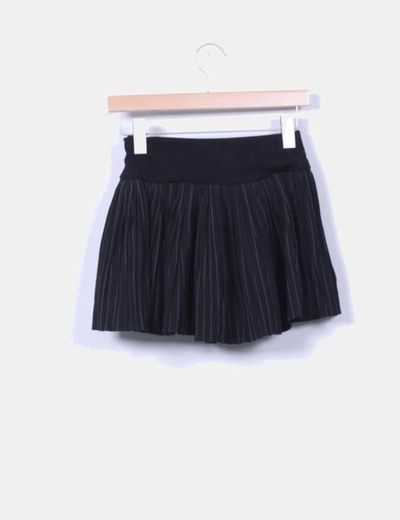 Shorts tablas negras raya diplomatica