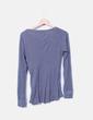 Top tricot gris Denim Co.